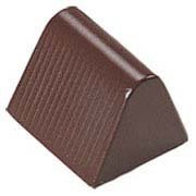 Chocolate Mold Triangle Log 31x28mm x 24mm High, 28 Cavities by Cabrellon