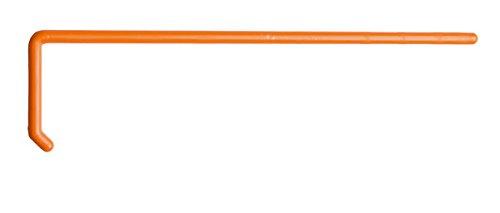Spreader Form (dutscher 010177L-Form Spreader Polystyrol orange Farbe Einzeln verpackt (500Stück))