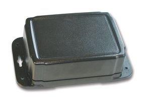 Bud Industries Rack (ENCLOSURE, WALL MNT, POLYCARBONATE, BLK HD7600 By BUD INDUSTRIES)