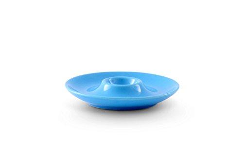 Friesland Porzellan-Plato para Huevos 13cm Happy Mix Azur Azul preisvergleich