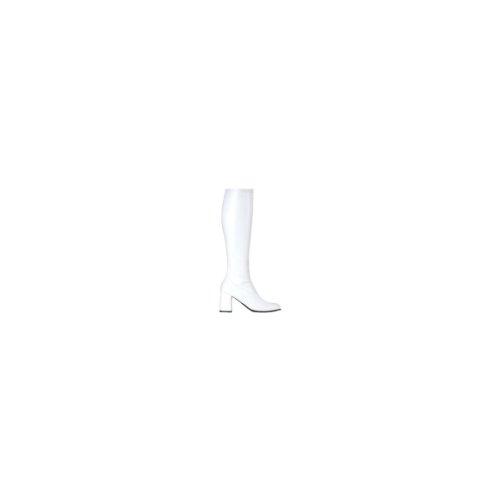 Ellie Shoes, Stivali donna White Pu