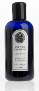 Shampoing aromathérapie Bio à la Lavande Bio (500ml) by NHR Organic Oils
