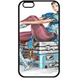caso case Fun Street Fighter High Kick Hard Back caso case Cover for Cover iphone 6 Plus/Cover iphone 6s Plus