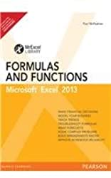 Excel 2013 Formulas And Function