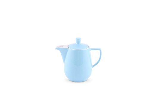 Friesland Porzellan Kaffeekanne 0,6l Pastellblau