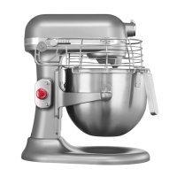 Kitchenaid 5KSM7990XESM Professional Küchenmaschine Silber-Metallic, Metall,