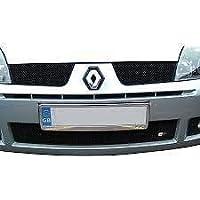 Zunsport Frontal Negro Conjunto de Rejilla para Renault Clio Sport Negro ZRN9304B