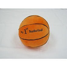 Babies R US Plush My First Plush basketball by Babies R Us