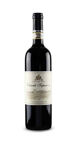 Usiglian del Vescovo Chianti Superiore Docg vendemmia 2015 - Usiglian del Vescovo - 3 Bottiglie da 750 ml