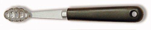 Deglon 2400600-V Kugelausstecher, oval, gewellt, Polypropylen Oval Melon Baller