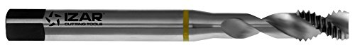 Izar 14739–männlich Maschine für Holz-Metall HSSE DIN371(M) Aluminium 10,00x 1,50