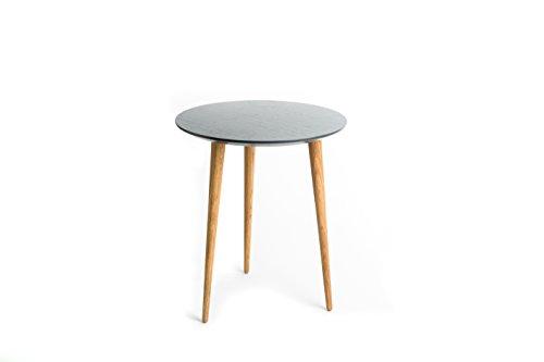 mycs-ECLYPSE-Couchtisch-Beistelltisch-rund-Holz-40-x-40-x-44-cm-grau-lackiert