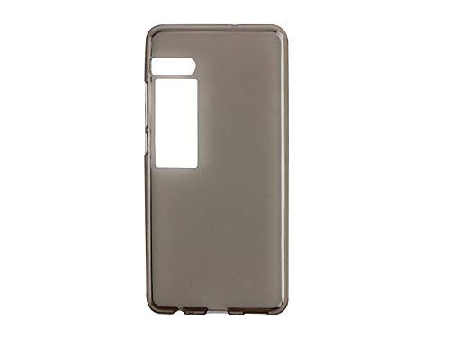 etuo Handyhülle für Meizu Pro 7 - Hülle FLEXmat Case - Schwarz - Handyhülle Schutzhülle Etui Case Cover Tasche für Handy
