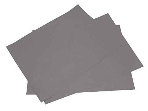 Astor pz 400 tovaglietta grey grigia da cm 30 x 40 in carta mono uso per fast food paninoteche pub osterie e ristoranti tovaglia monouso