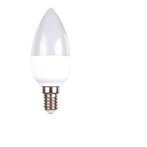 LED Candela 4 W 200 ° bianco freddo 6000 K E14 320lm 220 V-240 V Alta Qualità