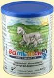 Bambinchen 2 - Babynahrung 7 bis 12 Monate 400 g - 12 Stück