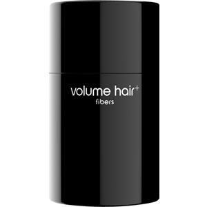 VOLUME HAIR® | Fibers | Schütthaar, Streuhaar zur Haarverdichtung. Sofortiges Kaschieren von Haarausfall, Haaransatz und lichtem Haar. (Light Brown)