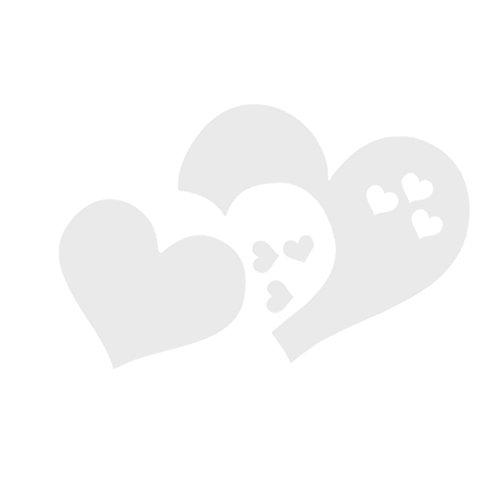 MagiDeal Pegatinas de Pared Espejo Forma de Corazón Vestidor Espejo de Plata Acrílico