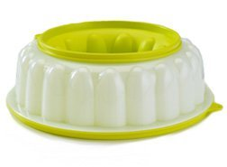 Jel-ring (Tupperware Jel Ring Gelatin Mold With Lid by Tupperware)