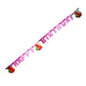 Barbie Fairytopia Happy Birthday Banner (Geburtstagsparty Barbie)
