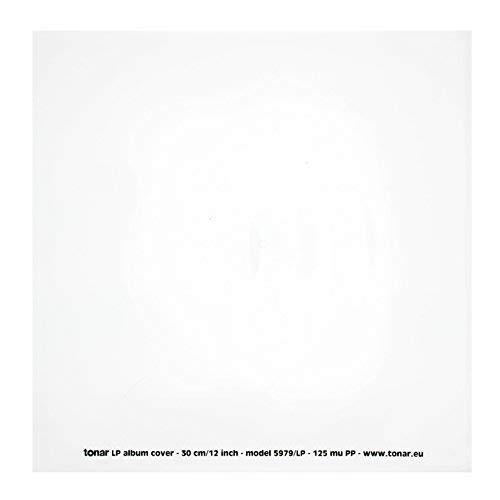 Tonar 30,5cm Heavy Duty ärmelaußenseiten, 25Stück (Vinyl Abdeckungen Für Alben)