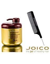 Joico k-pak cromoterapia Luster Lock–Instant Shine & Repair trattamento intenso/maschera/trattamento pre-shampoo per colorati/capelli danneggiati 500ml + free pompa con olio di argan