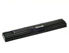 2-Power Laptop-Akku für Asus M6000, M6N und A42-M6 (14,8V, 4600mAh)