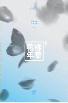 BTS - [In der Stimmung f?r Liebe] PT.2 4. Mini Album (Blau Ver.) CD + Photobook + Photocard Bangtan new