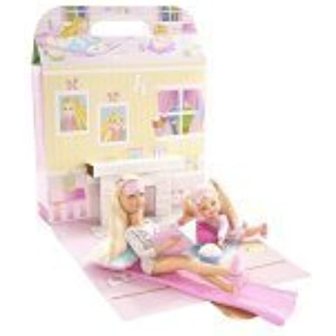 Barbie Snoozin' Sisters Doll Kelly & Stacie by Mattel