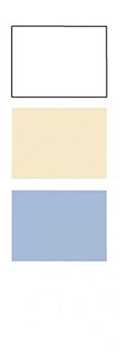 Kleine Wolke 0308100238 Duschvorhang Caravelle, 120 x 200 cm, weiß