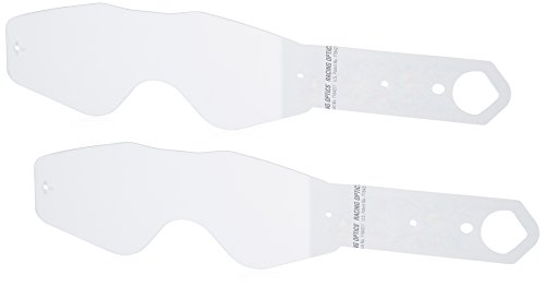Spy MX Goggle Tear Off Klutch/Whip/Targa 3 Two 10-Stack Laminated Tear-Offs-14Pack, One Size