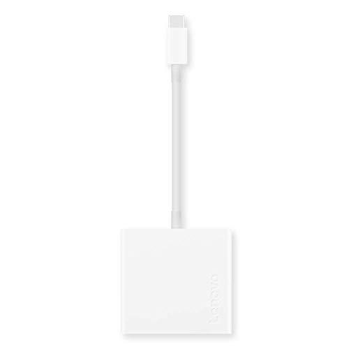 USB C 3-in-1 Travel Hub, 4K HDMI, VGA, USB 3.0, Simple Plug and Play, GX90T33021