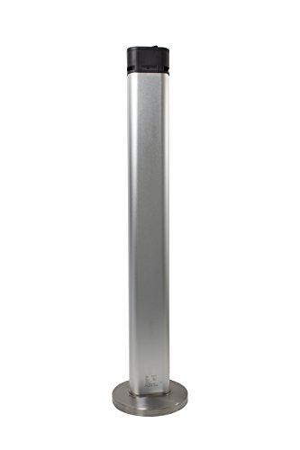 SUNTEC Carbon-Terrassenheizstrahler Heat Patio 2000 Carbon [Für Balkon/Terrasse/Garten 3 Bild 6*