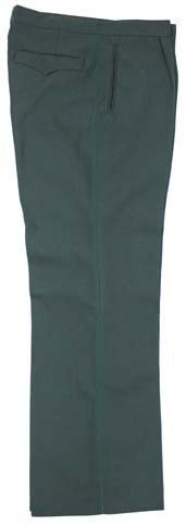 NVA Uniformhose, oliv, gebr.