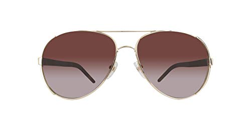 Marc Jacobs Damen MARC 66/S LA 8VI 60 Sonnenbrille, Gd Spttd Hvn/Brown Sf Pz,