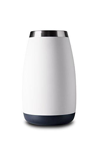 Mandahorn Aktiv-Flaschenkühler / Weinkühler Celsius Cream White Matt (Black Blue)