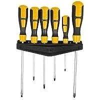 fieldmann–6Screwdriver Set with Holder SDS 1002–6R preiswert