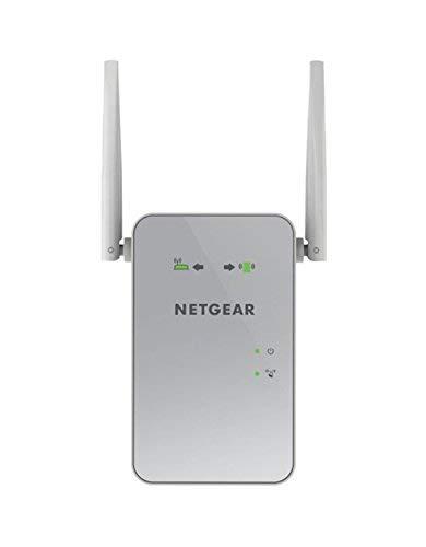 Netgear EX6150 Amplificador de WiFi AC1200, repetidor de WiFi Dual Band, 1 puerto