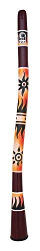 TOCA TO804316 Curved Didgeridoo - Tropical Sun