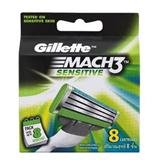 new-gillette-mach3-turbo-sensitive-razor-blade-8pcs