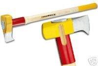 Ochsenkopf Spalthammer Big OX + Leborgne Drehspaltkeil