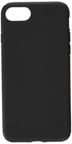 EasyAcc Hülle Case für iPhone 7 / iPhone 8, Schwarz TPU Telefonhülle Matte Oberfläche Handyhülle Schutzhülle Schmaler Telefonschutz Kompatibel mit das iPhone 7/8 4.7'' -