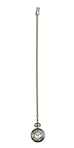 Boland 54508 Taschenuhr Steamclock, One Size