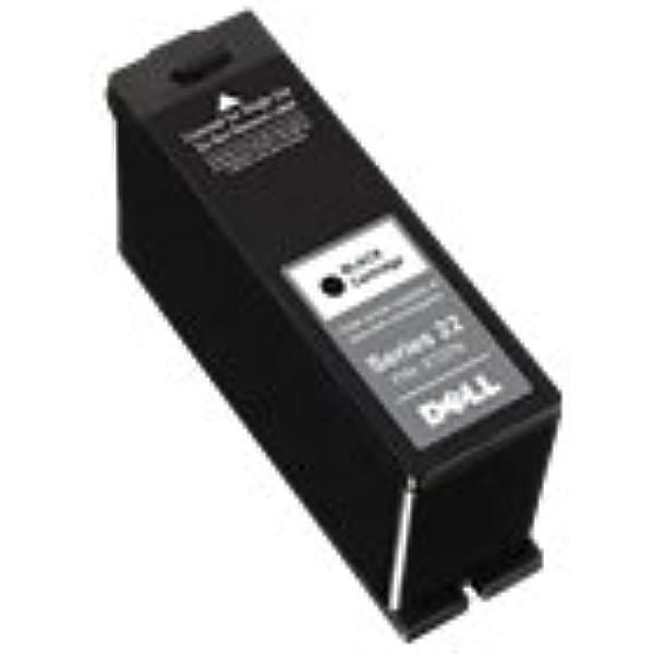Original Dell V313 V313w P513w Tintenpatrone High Capacity Kit Ca 360 Seiten Schwarz Bürobedarf Schreibwaren