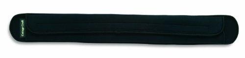 Cottage Craft G203 - Cincha para caballo (neopreno), color negro, talla única