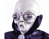 Naturkautschuklatex Maske Alien Horror Halloween Helloween Verkleidung Halloween-Party-Streich Rubber