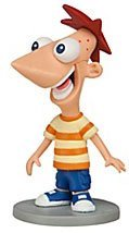 Disney Phineas and Ferb Exclusive 2.5 Inch PVC Figure Phineas by Disney