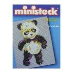Preisvergleich Produktbild Ministeck 31705 - Pandabär - 1400 Teile, 1400 Teile