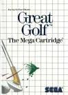 SEGA Great Golf - El cartucho de Mega