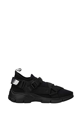 Prada Sneakers Herren - Stoff (4E3333NEOPRENE6NERO) 42.5 EU